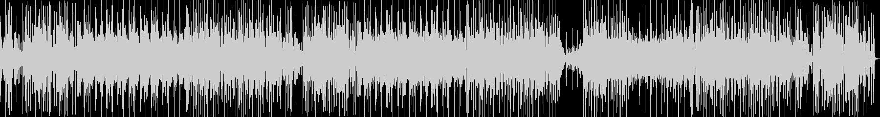 和風JAZZ企業VP明るい琴BGMの未再生の波形
