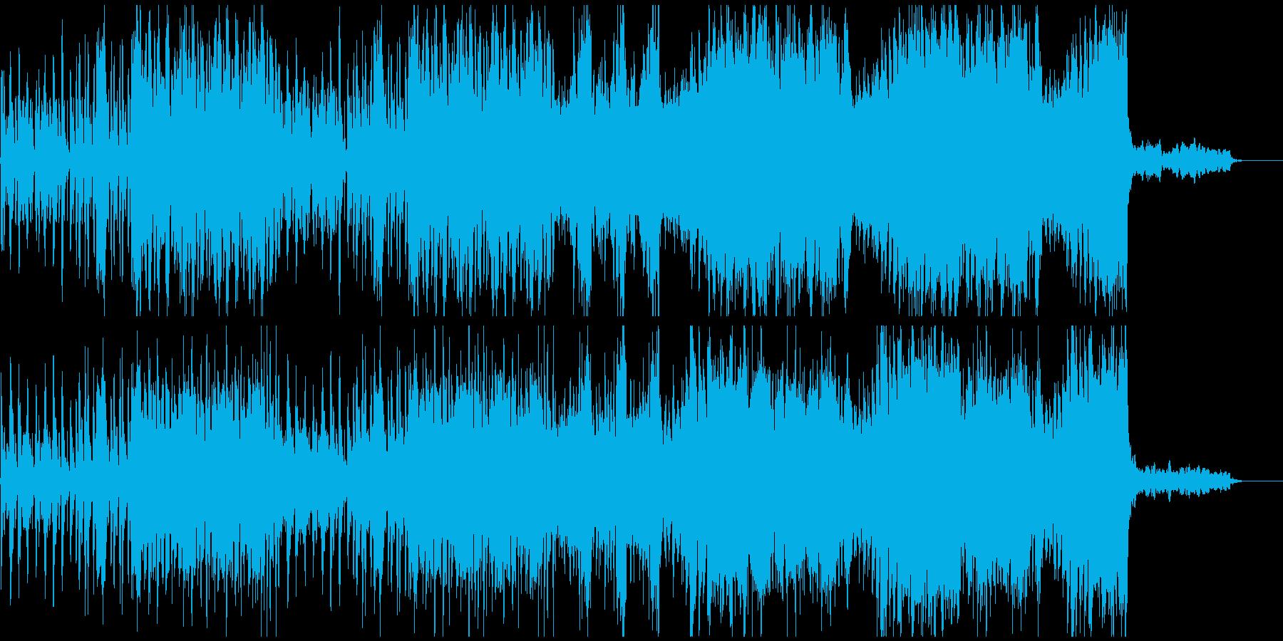 イベントやゲームに 海賊 オーケストラの再生済みの波形