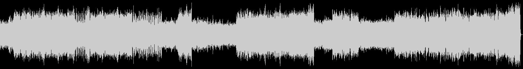 オルガン・パッサカリアとフーガ(バッハ)の未再生の波形