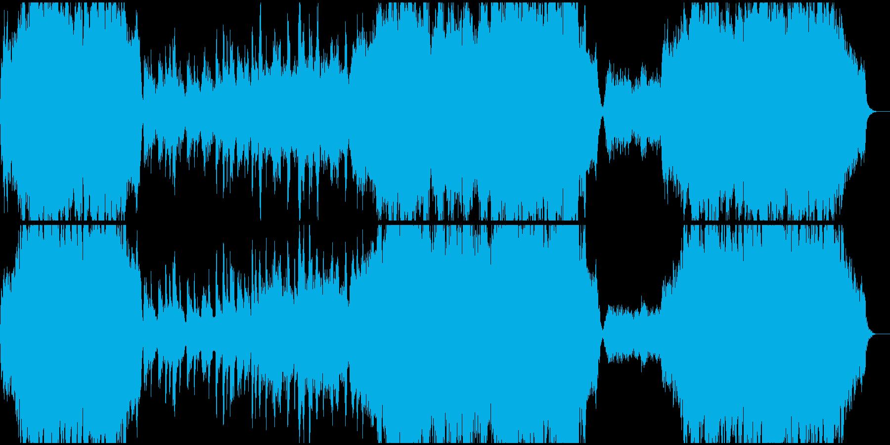 感動的なシーンに合う弦楽アサンブルBGMの再生済みの波形