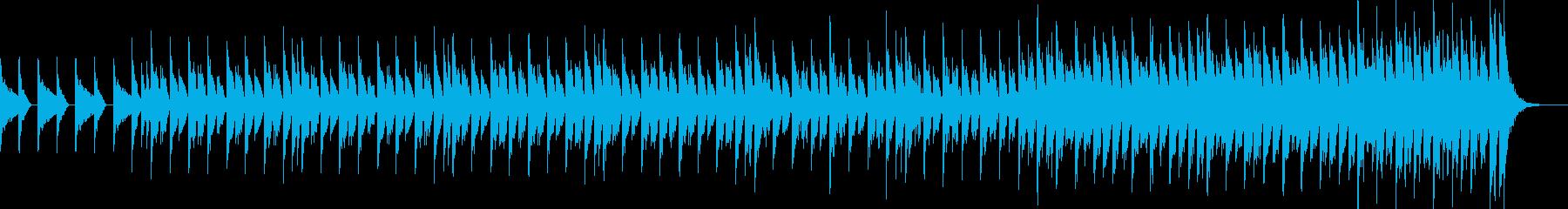 アンティークなトランスサウンドの再生済みの波形