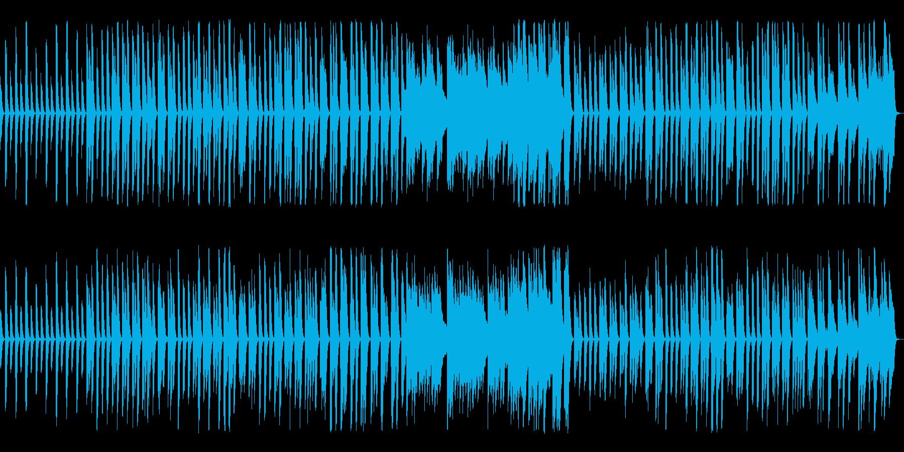 こんぺい糖の踊り ピアノアレンジの再生済みの波形