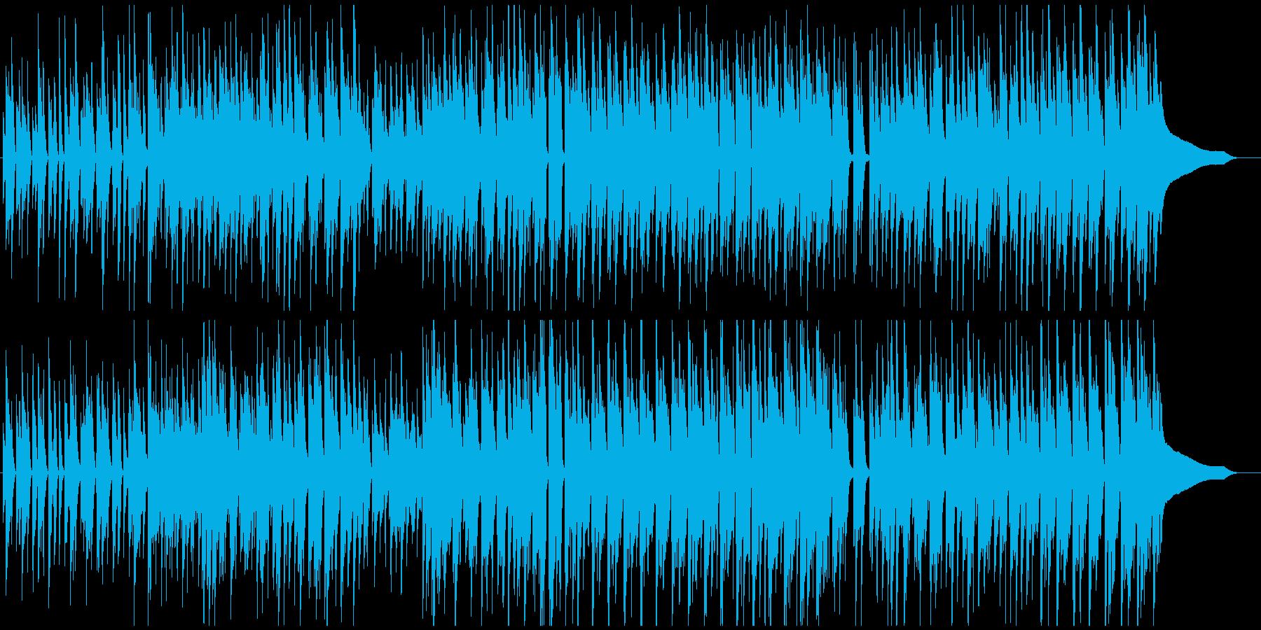 企業VPや映像に ピアノジャズ明るい印象の再生済みの波形