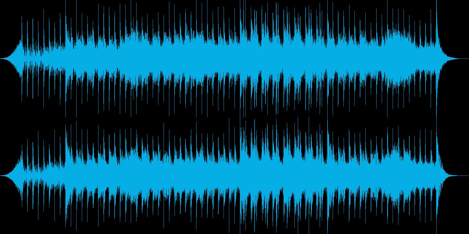 映画音楽、荘厳重厚、映像向け-01の再生済みの波形