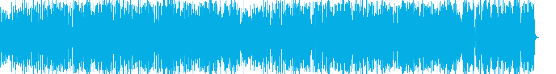 はつらつ オープニング 希望 青空 元気の再生済みの波形