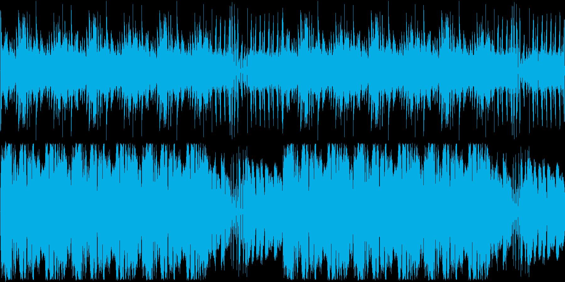 【クラシカル/チェロ/エレクトロニカ】の再生済みの波形