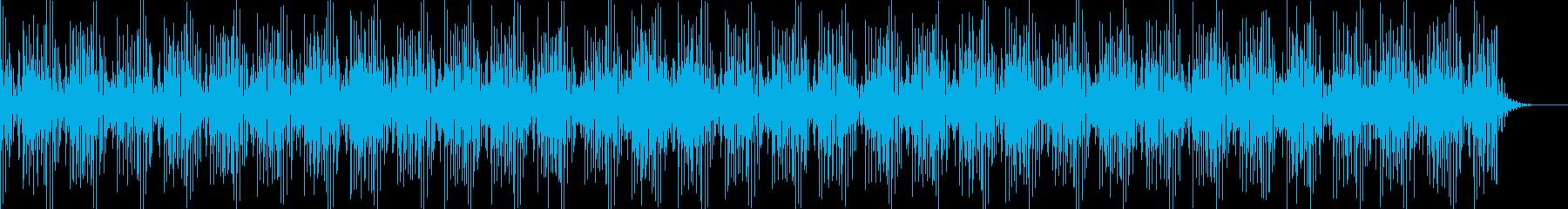 メニュー画面/シンキングタイムの再生済みの波形