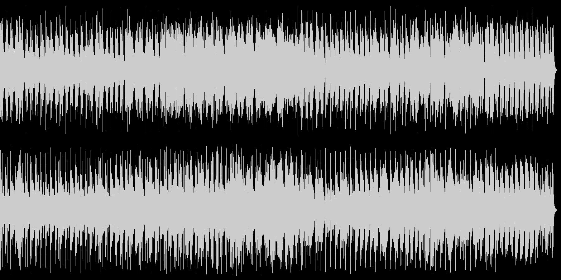 壮大でメロディアスなピアノ曲_効果音なしの未再生の波形