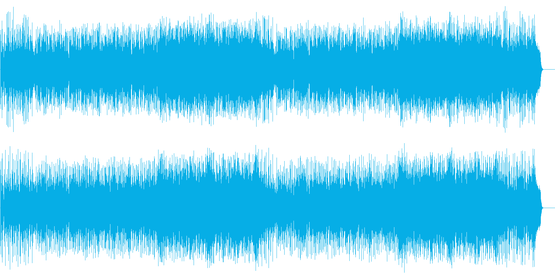 優雅で穏やかポップ(フルサイズ)の再生済みの波形