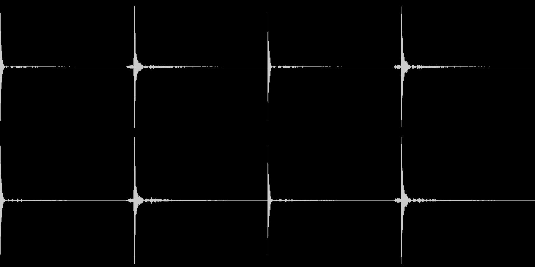 時計、タイマー、ストップウォッチ_D_5の未再生の波形