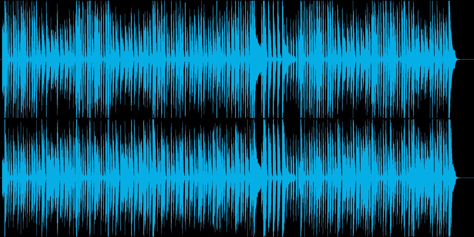 ヒロイン達と会話してる昼間的な日常BGMの再生済みの波形