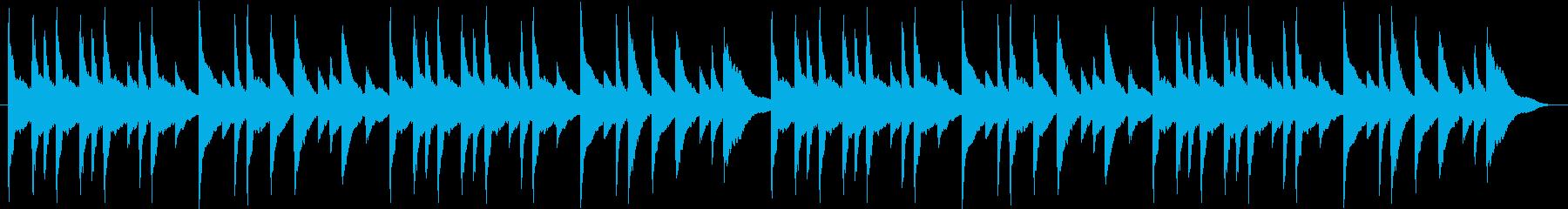 お正月の歌「たこたこあがれ」琴バージョンの再生済みの波形