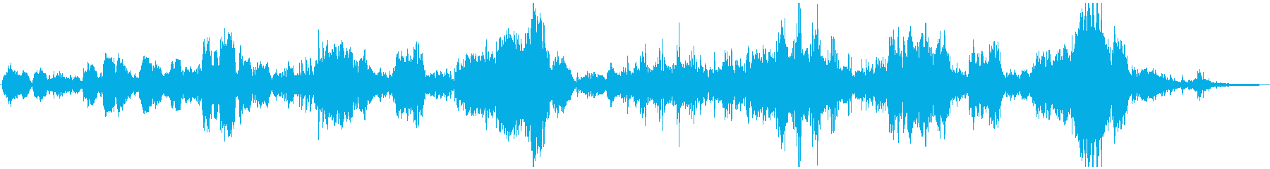 生録フルートとピアノで奏でる感動バラードの再生済みの波形