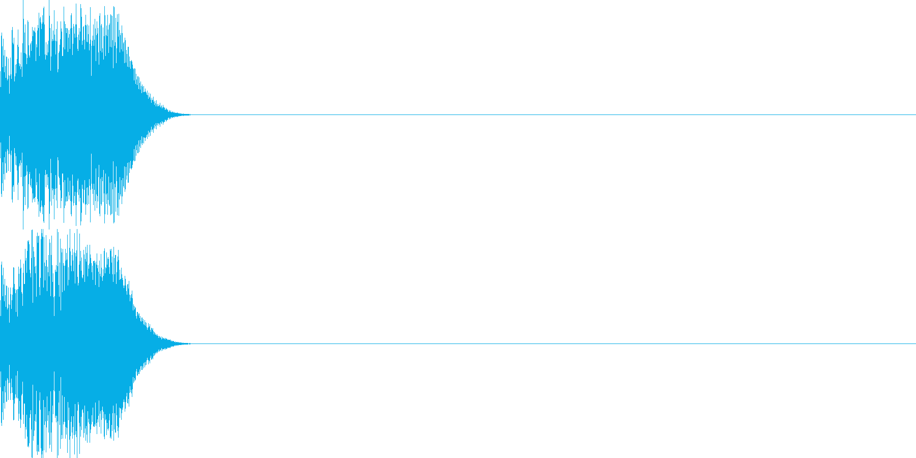 システム音48_シンセYの再生済みの波形