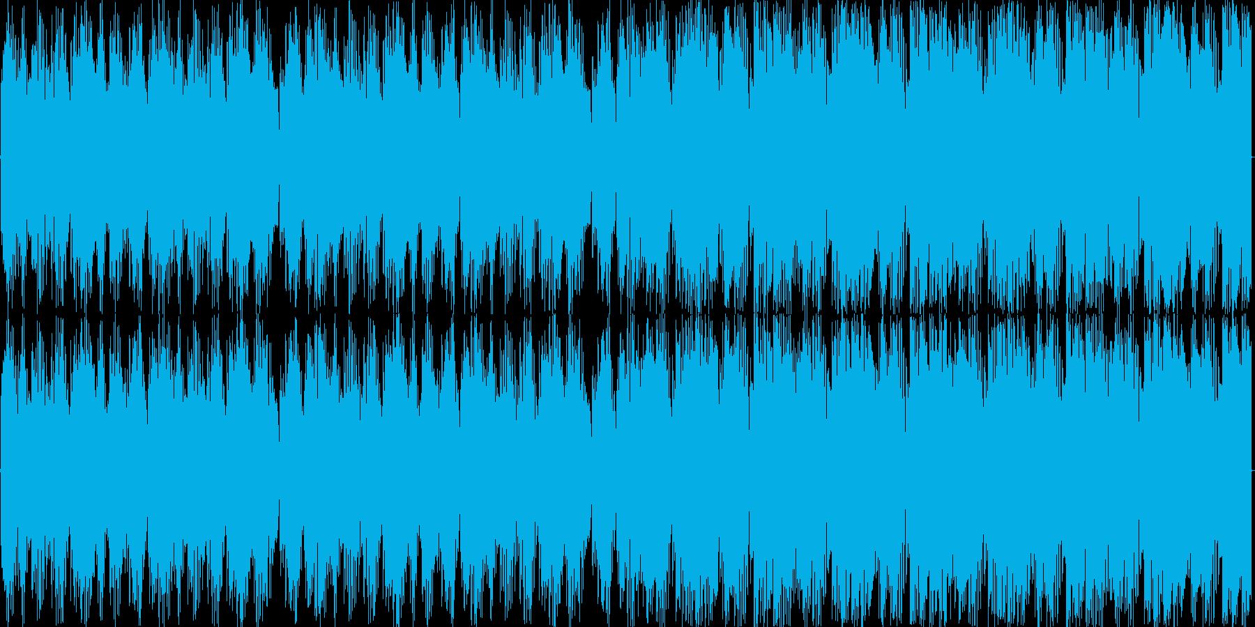 アインハンダーとか好きでした。需要があ…の再生済みの波形