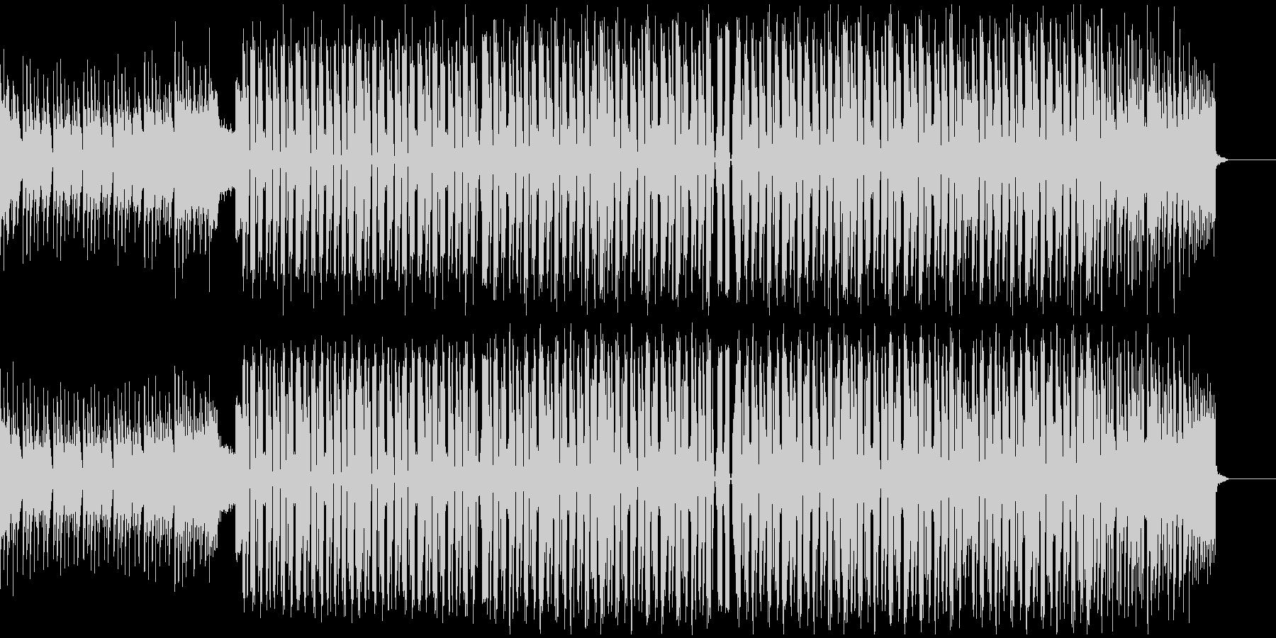 Robot/Rock/EDMの未再生の波形