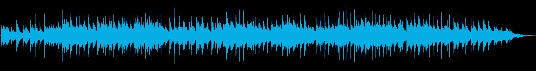 「ふるさと」洗練した落ち着いたピアノソロの再生済みの波形