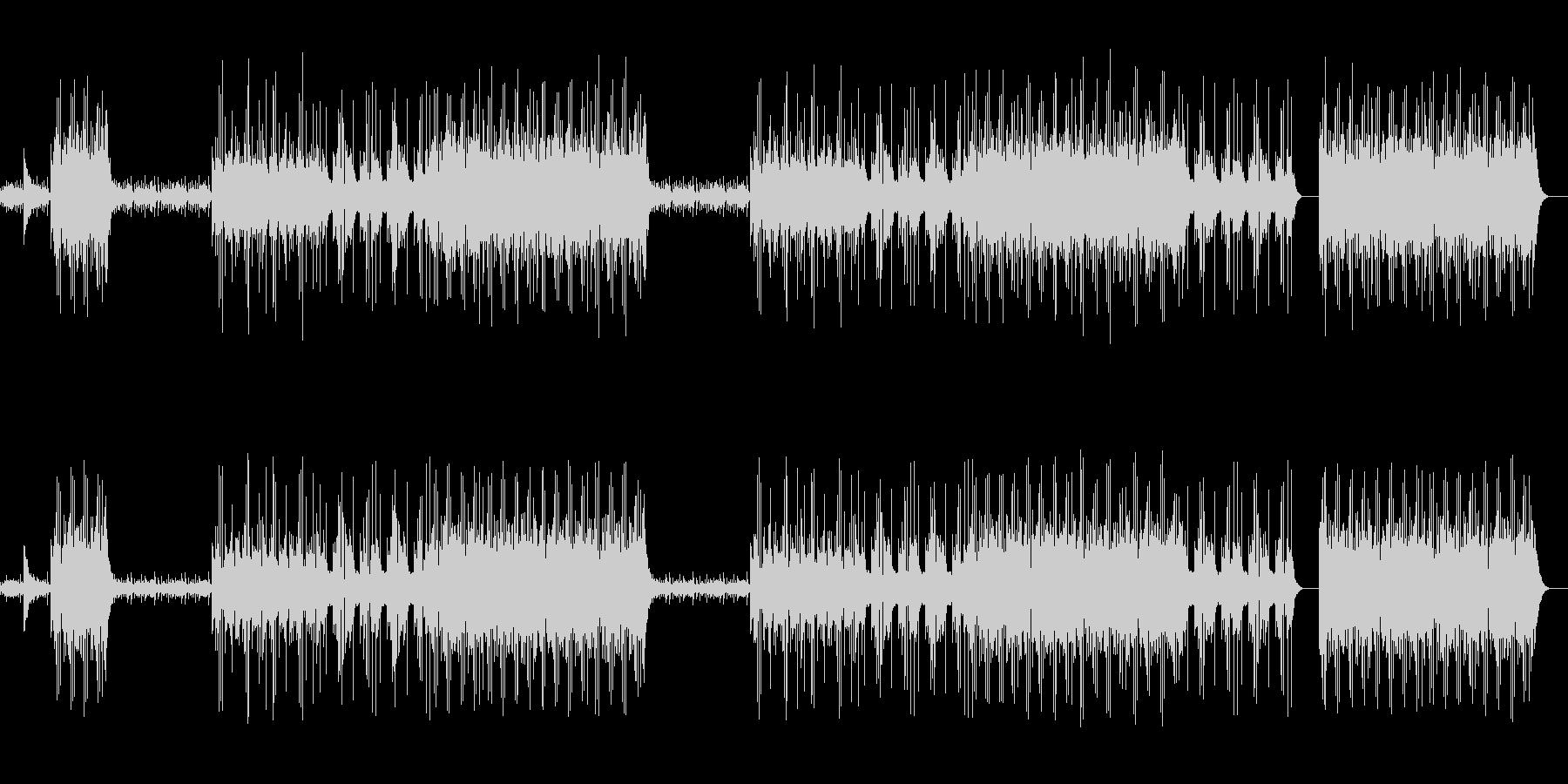 和太鼓/三味線/琴/和風/クランク#2の未再生の波形
