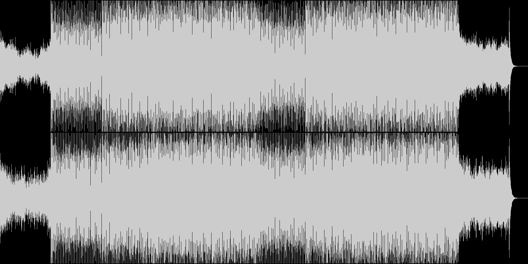 EDMクラブ系ダンスミュージック-53の未再生の波形