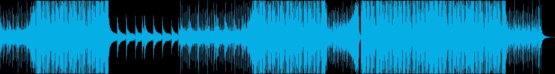 パーティーチューンなトロピカルハウス#2の再生済みの波形