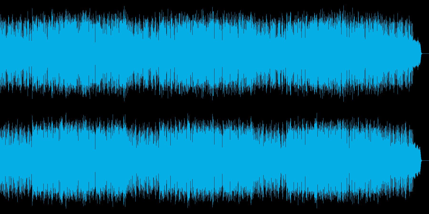 切ない恋歌を雰囲気たっぷりに歌うソプラノの再生済みの波形