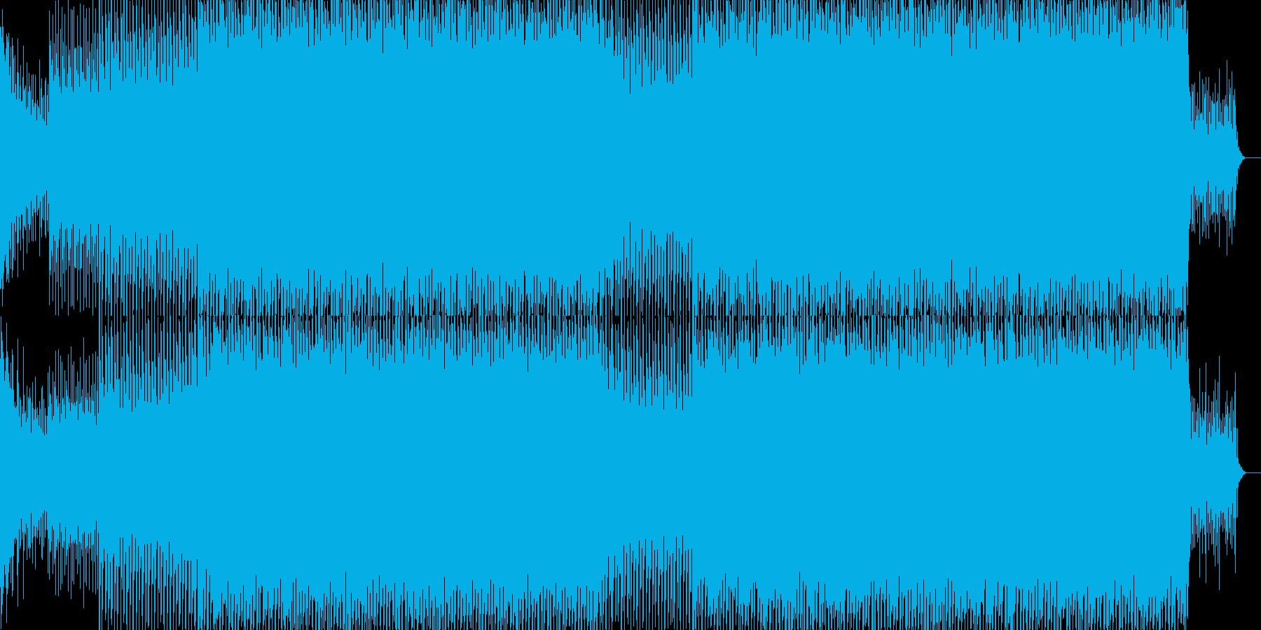 EDMポップで明るいクラブ系-68の再生済みの波形