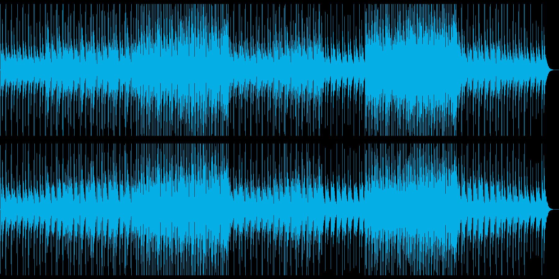 コミカル・エレクトロポップ・120BPMの再生済みの波形