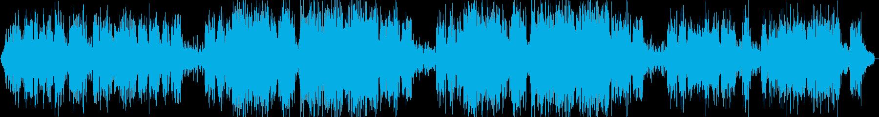 【雷/電気系】帯電の再生済みの波形