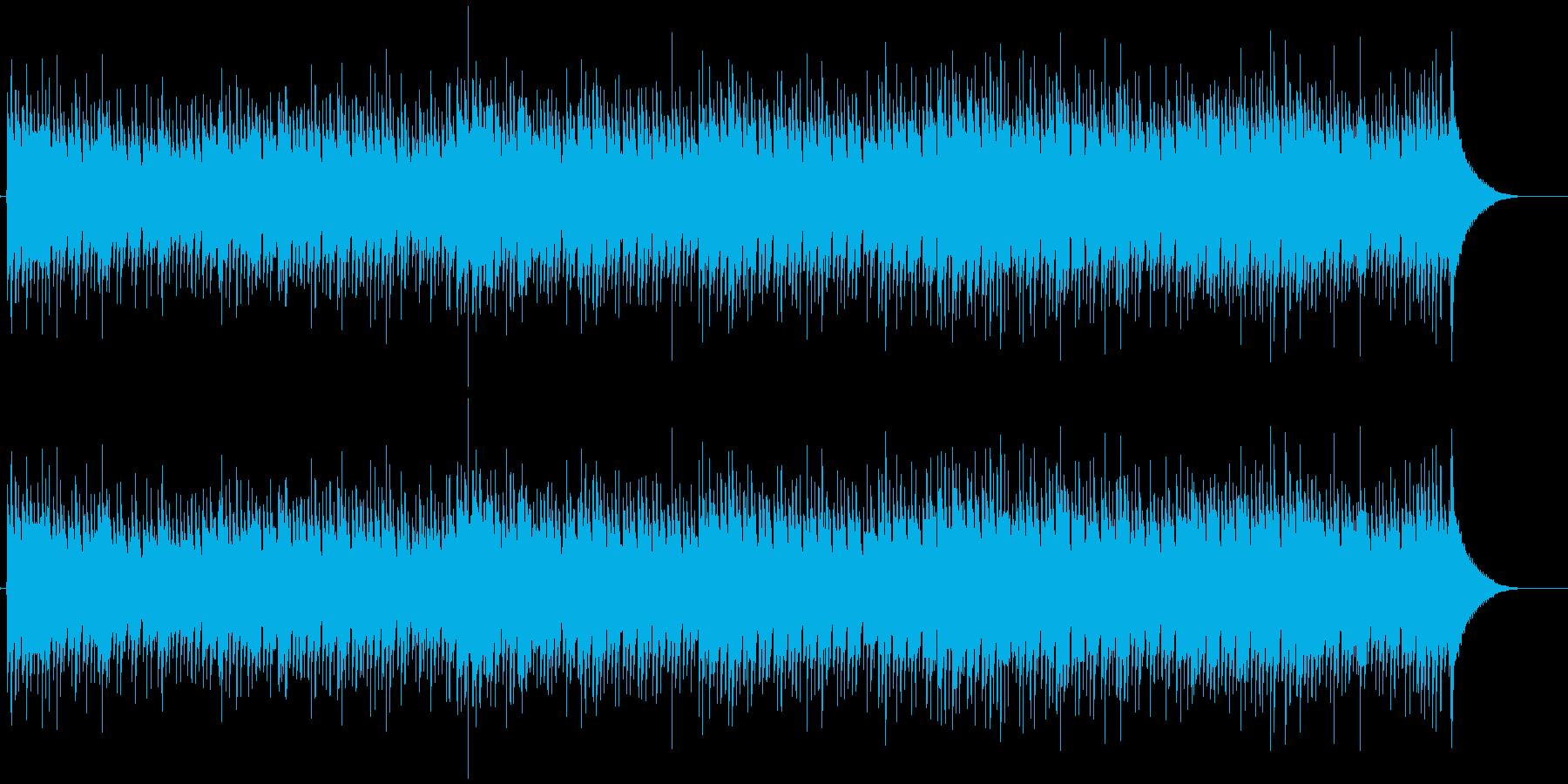 神殿 星座 神秘的 アコギ 夜空 内省の再生済みの波形
