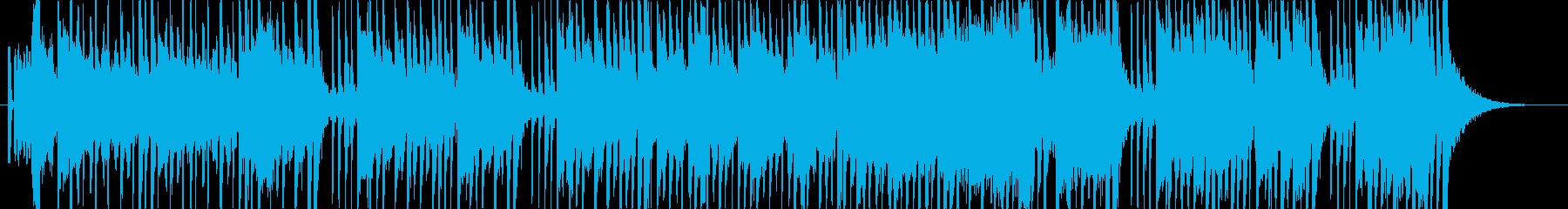 【ジングル】登場・入場シーンなどにの再生済みの波形