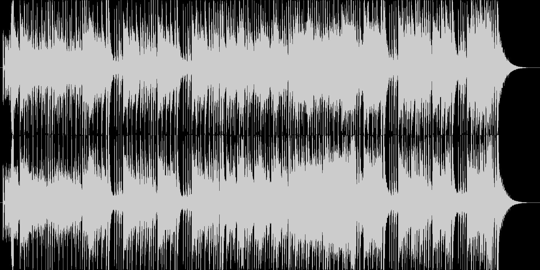 【ジングル】登場・入場シーンなどにの未再生の波形