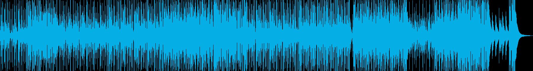 楽しくも切ないR&Bの再生済みの波形