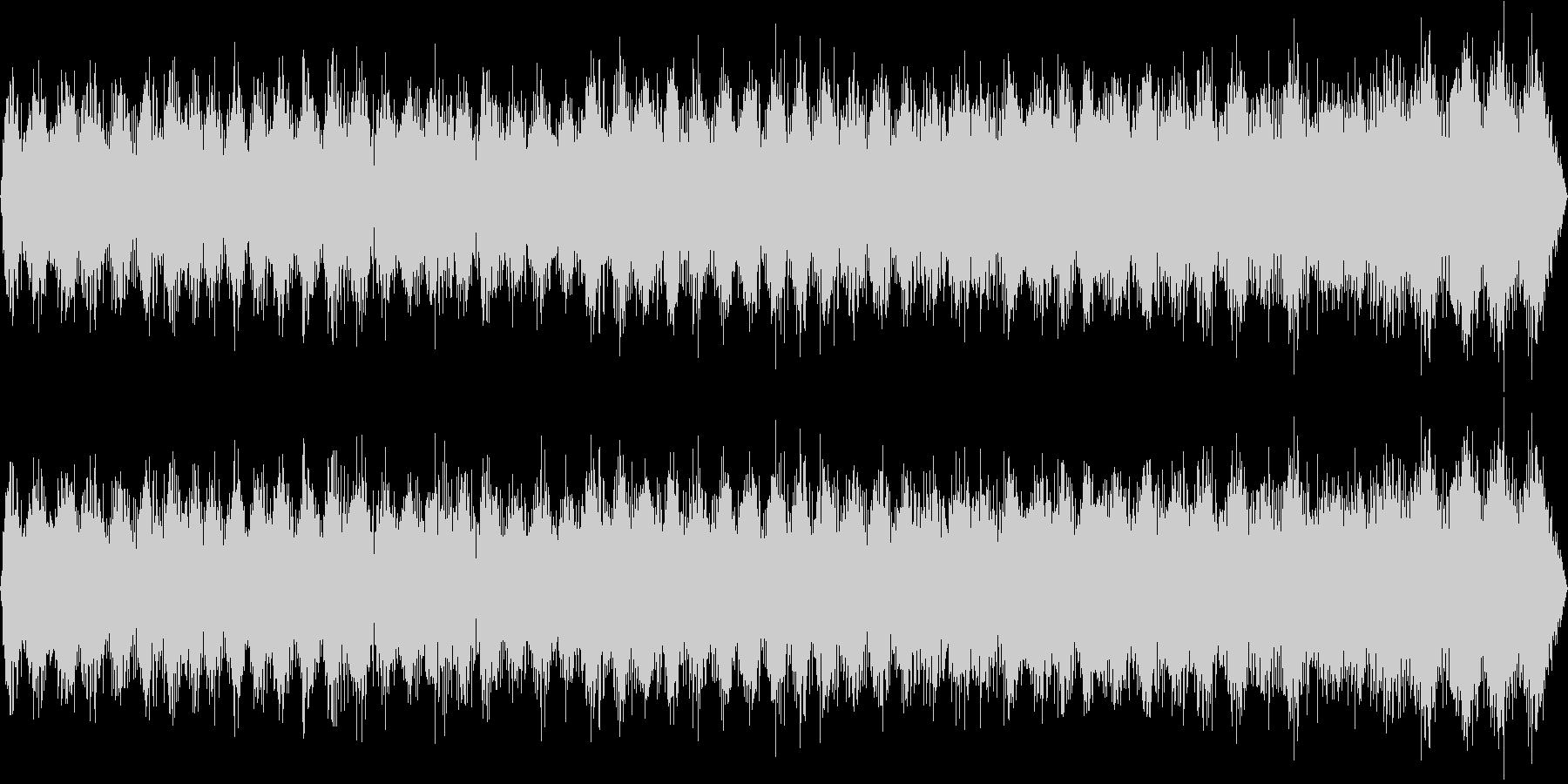 ヘリポート(環境音)の未再生の波形