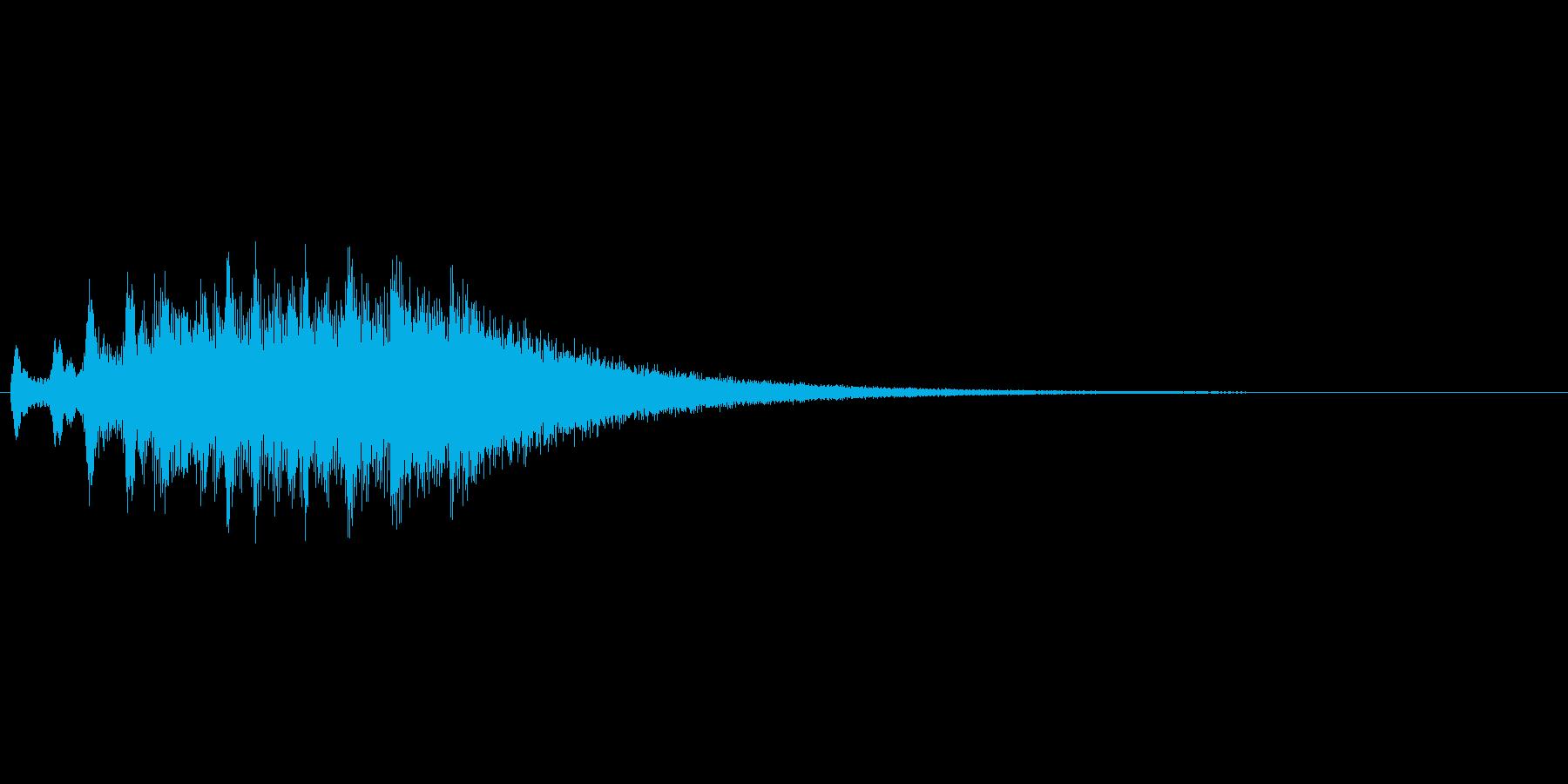 キラキラキラ・・・(魔法、呪文、回復)の再生済みの波形