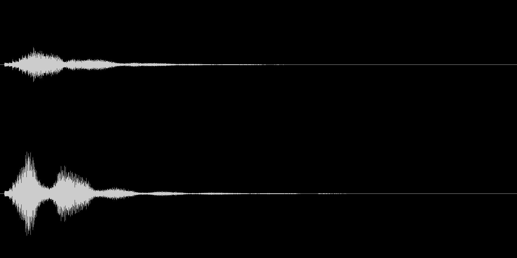 キラキラ系_068の未再生の波形