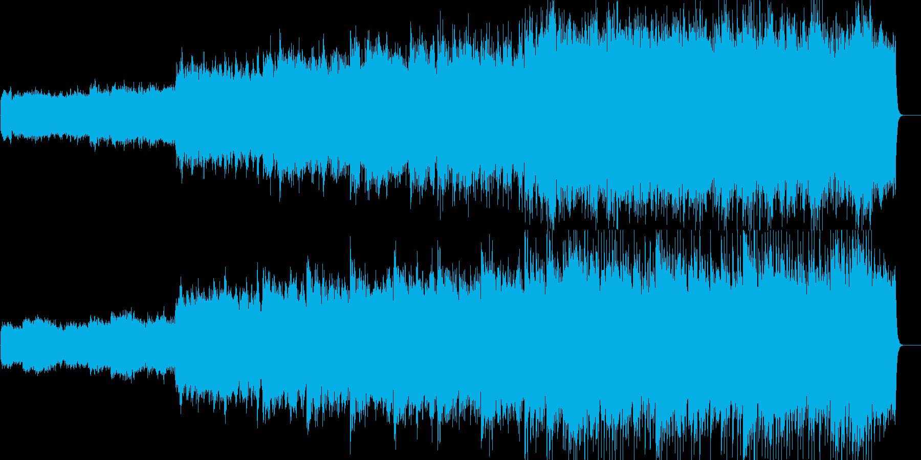 クラシック:上品、哀愁、しっとり、優雅の再生済みの波形
