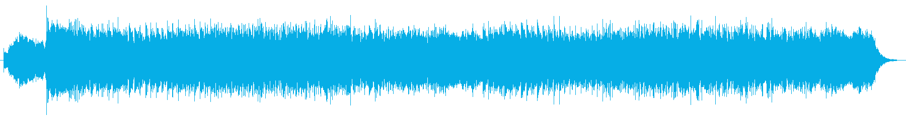 ゲームのBGM 戦闘シーンのBGMとし…の再生済みの波形