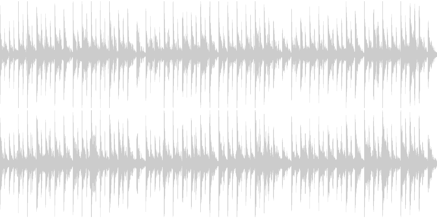 メルヘン・ほのぼの・神秘的の未再生の波形