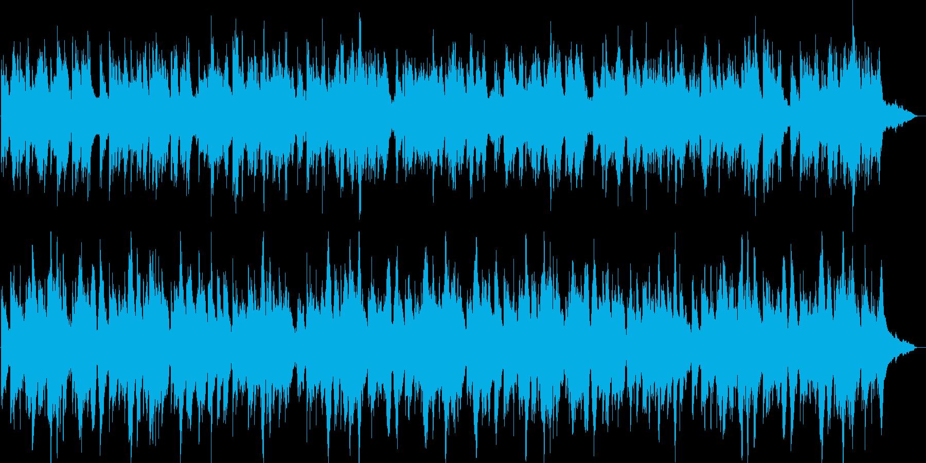 【クリスマス曲アレンジ】ひいらぎかざろうの再生済みの波形