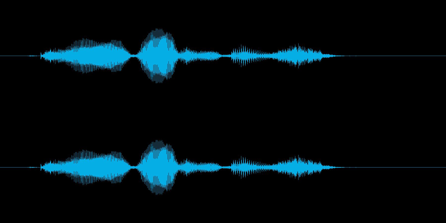 【時報・時間】15時ですの再生済みの波形