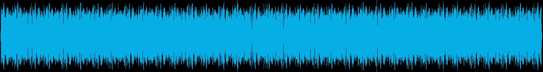 ゴォ(地鳴り、地響き、降臨、ボス)の再生済みの波形