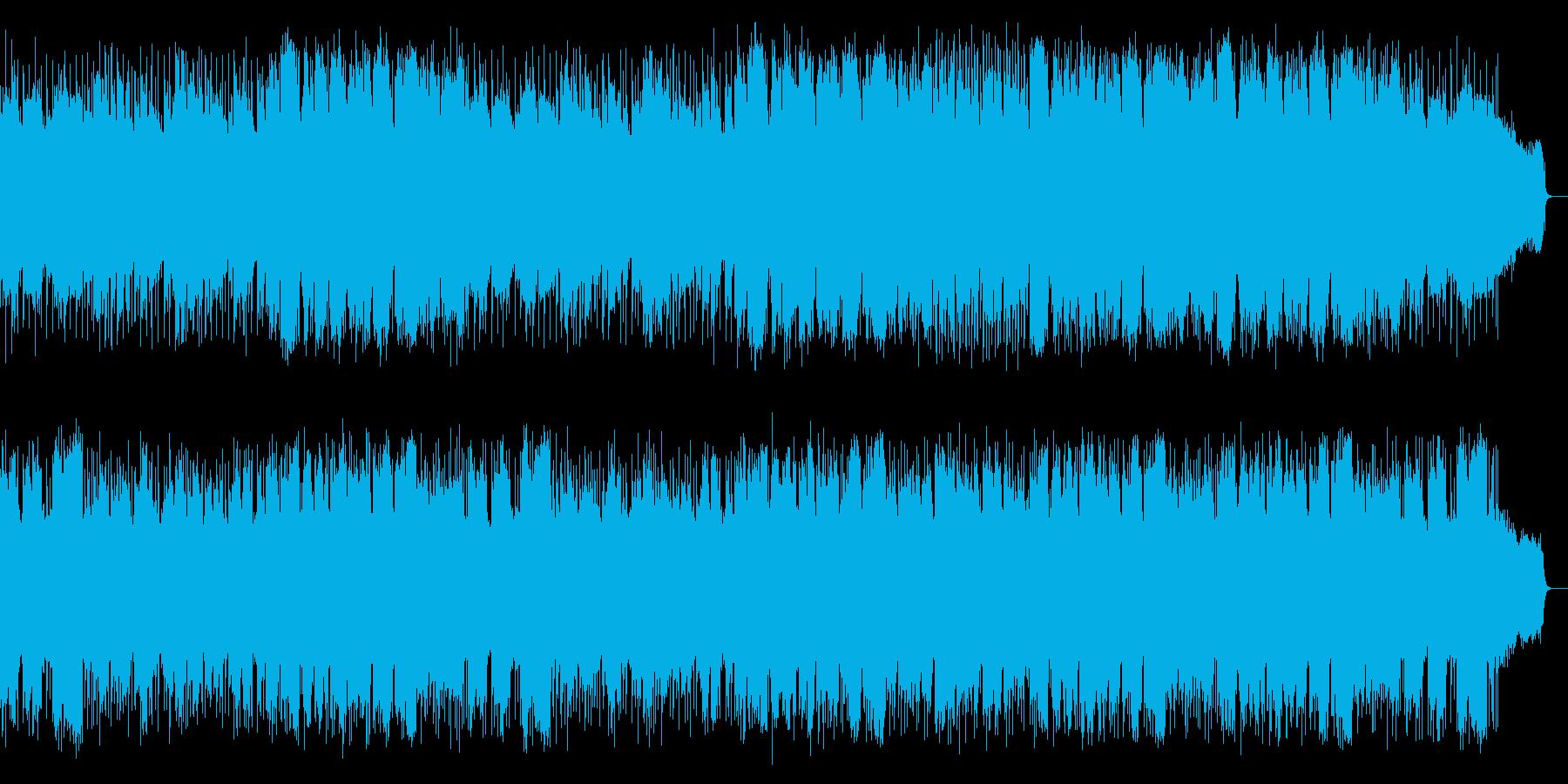 管楽器とピアノによる優しく切ないバラードの再生済みの波形
