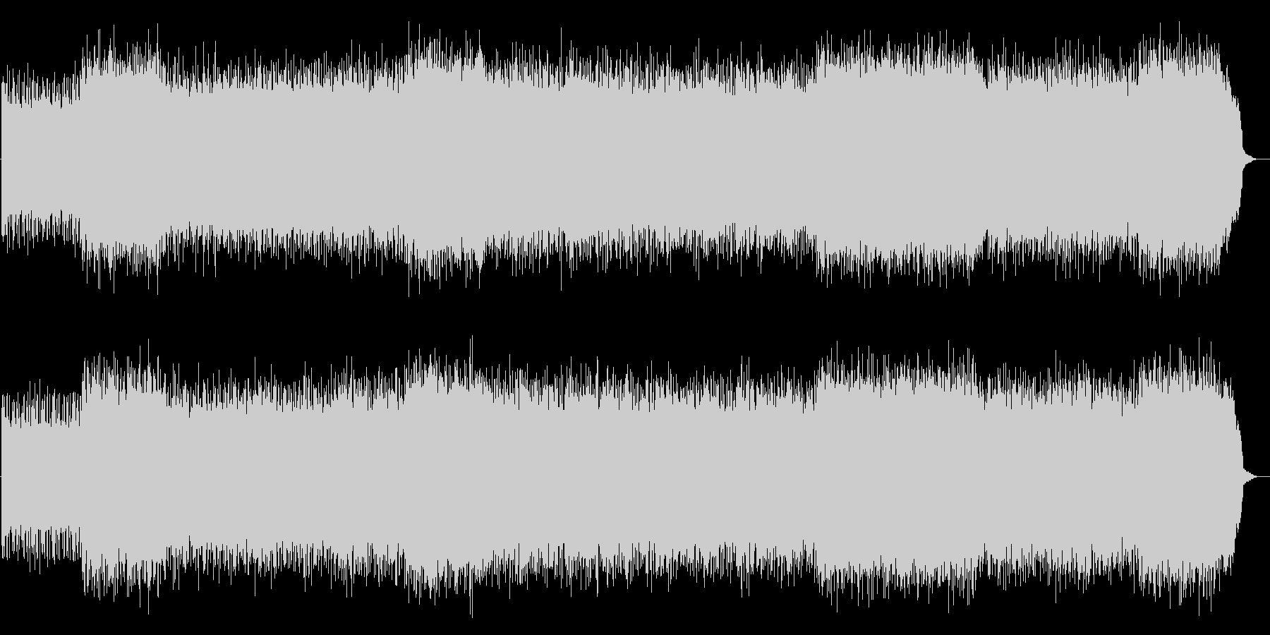 シューゲイザー轟音ギターMBV マイブラの未再生の波形
