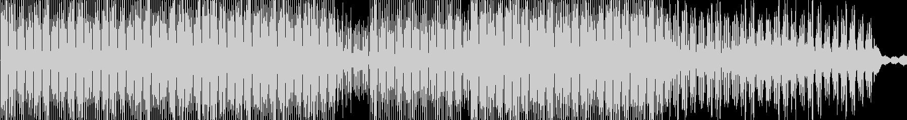 爽やか〜で明るくオシャレ〜なEDMの未再生の波形