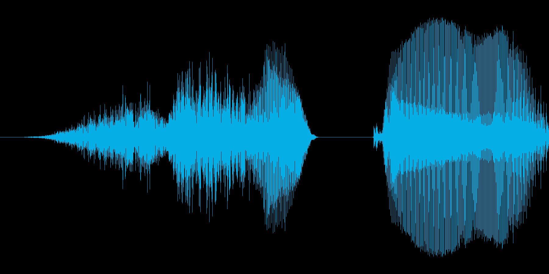 最高!【ロリキャラの褒めボイス】の再生済みの波形