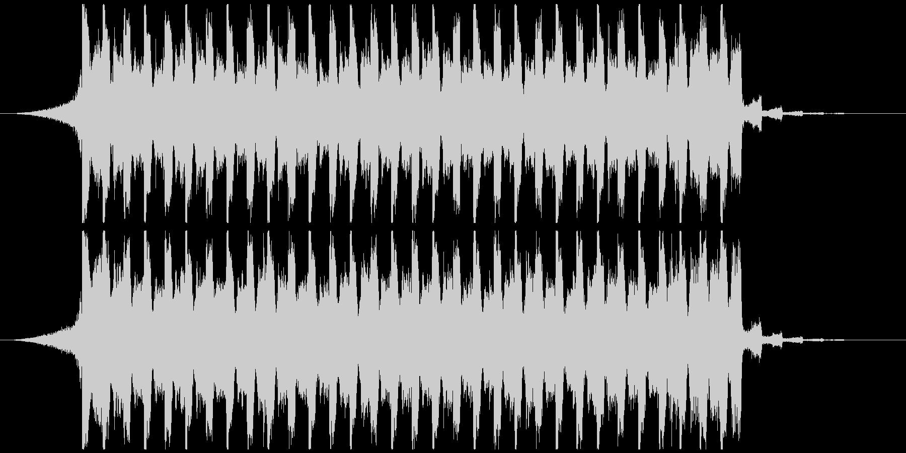 夏らしい洋楽ギターダンスポップShortの未再生の波形