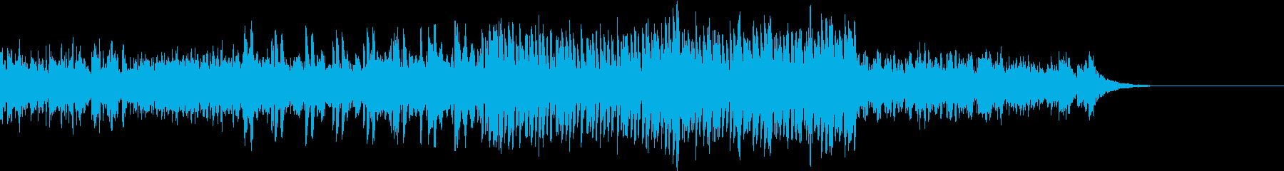 エレクトロ:力強くラグジュアリーな雰囲気の再生済みの波形