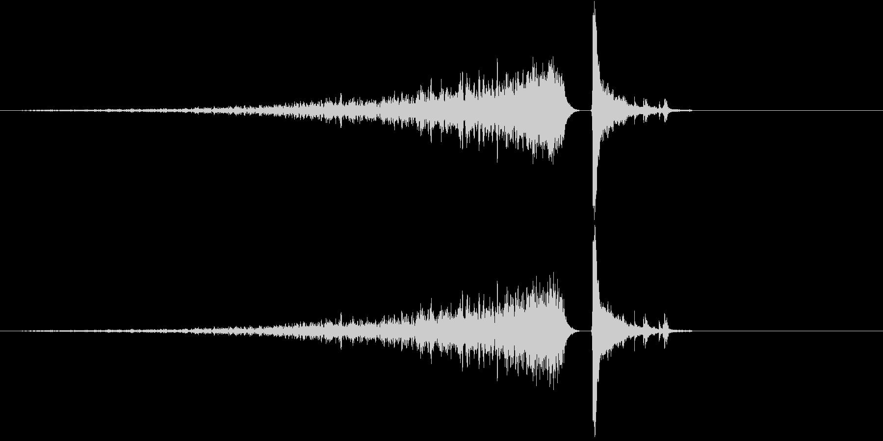 190_リバース4の未再生の波形