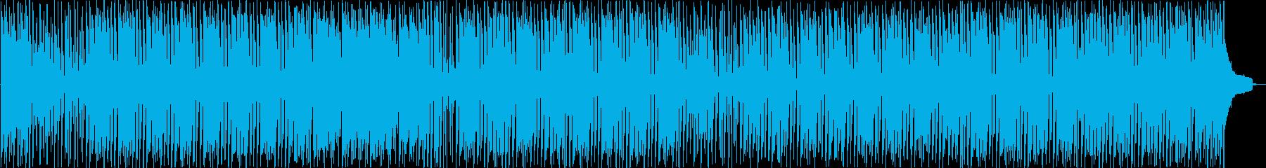 明るいハッピーなアコースティックBGM!の再生済みの波形