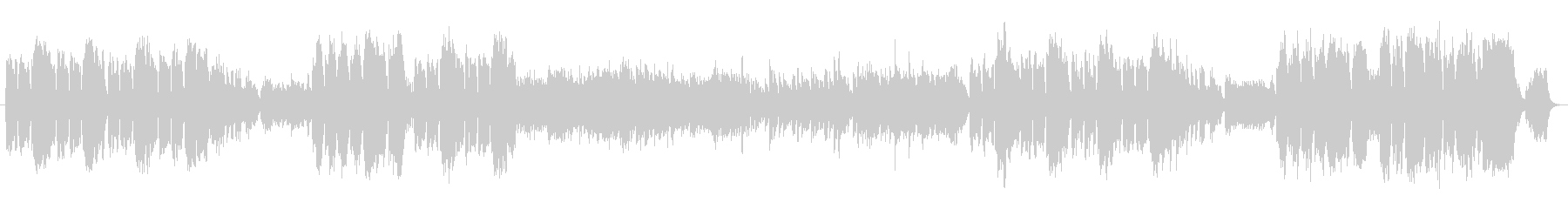 ワルツ 第3番 ピアノ+オケ版の未再生の波形